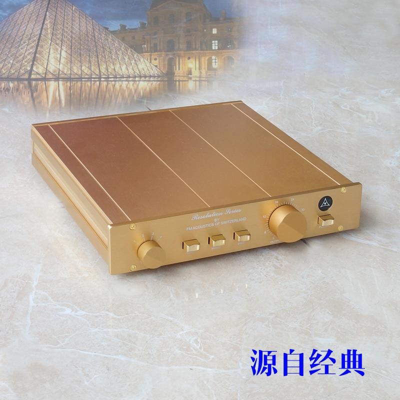 WEILIANG AUDIO clone FM155 Hi-Fi preamplifier