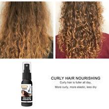 Masque pour cheveux raides et bouclés, 30/50ml, réparation des dommages, restauration douce, bon ou tous les Types de cheveux, traitement à la kératine du cuir chevelu, pour le soin des cheveux