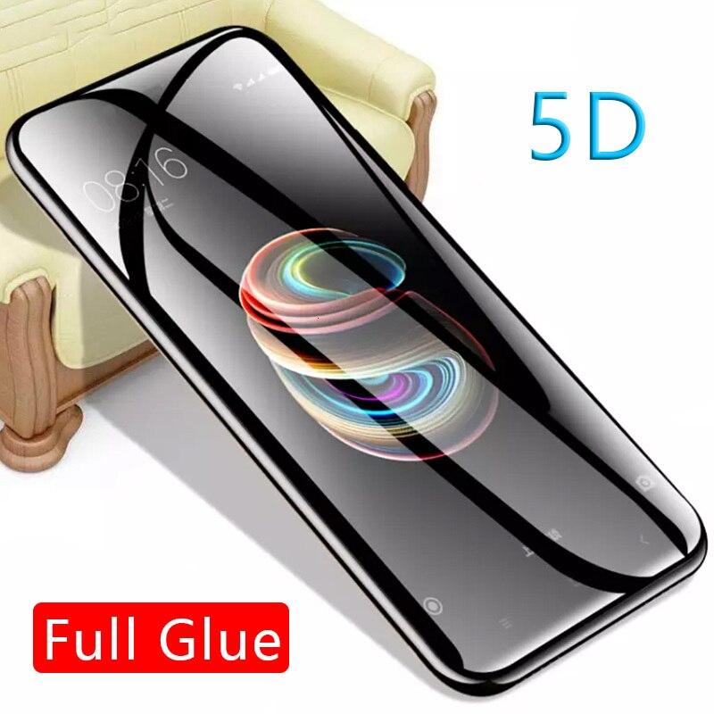 Закаленное стекло с полным клеем на Redmi 5 Plus 5a Note 4x4 x 4a защитный чехол для экрана Защитная пленка для телефона для Xiaomi Ksiomi