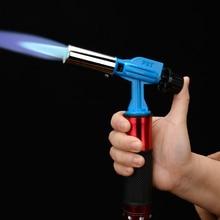 Torche de soudage allumage électronique gaz liquéfié avec tuyau de 3M pour souder la cuisson brasage chauffage éclairage outils à main
