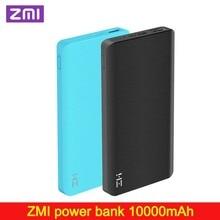ZMI Power Bank 10000mAh Power Externe Batterie tragbare lade Quick Charge 2,0 Zwei-Weg Schnelle Lade Pack für iPhone Xiaomi