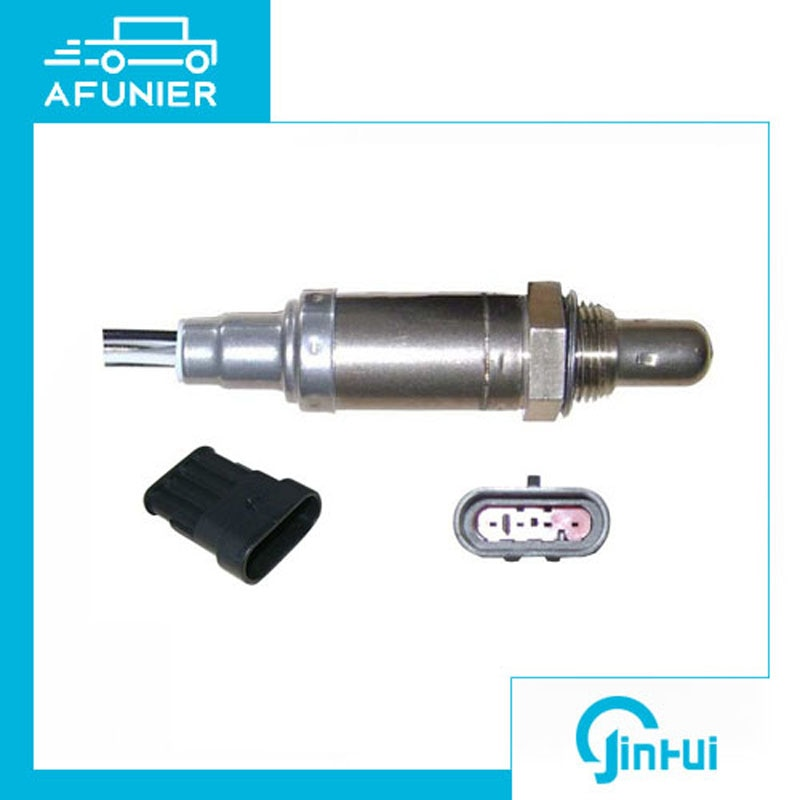 12 meses de garantía de calidad oxígeno sensor Lambda para ALFA ROMEO FIAT LANCIA LANZ 4 Alambre de 900mm OE No 0258003770