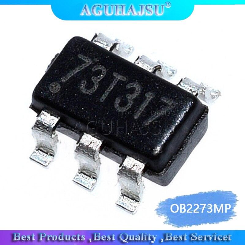 10 Uds OB2273MP SOT23-6 OB2273 SOT 2273MP SOT-23 SMD