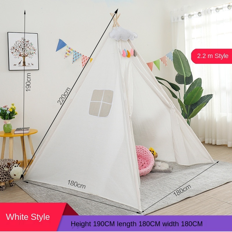 Indian Children's Tent Adult Large Tent Wedding Props Picnic Outdoor Outing Room