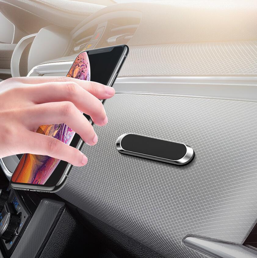 Soporte magnético de teléfono de coche para Renault Megane 2 3 Duster Logan Clio 4 3 Laguna 2 Sandero escénica 2 Captur