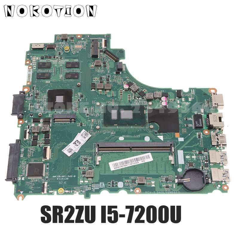 NOKOTION لينوفو E42-80 V310-14ISK اللوحة المحمول SR2ZU I5-7200U CPU R5 M430 2GB 4G RAM 5B20M27694 DA0LV6MB6F0