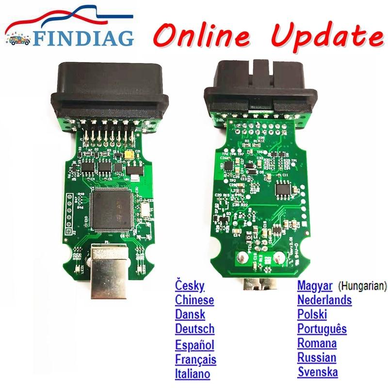 V2 STM32F405VGT6 Chip Latest Version Online Update STM32F405 Support 15 Languages Unlimited Tokens Most Stable Than V20.4.1