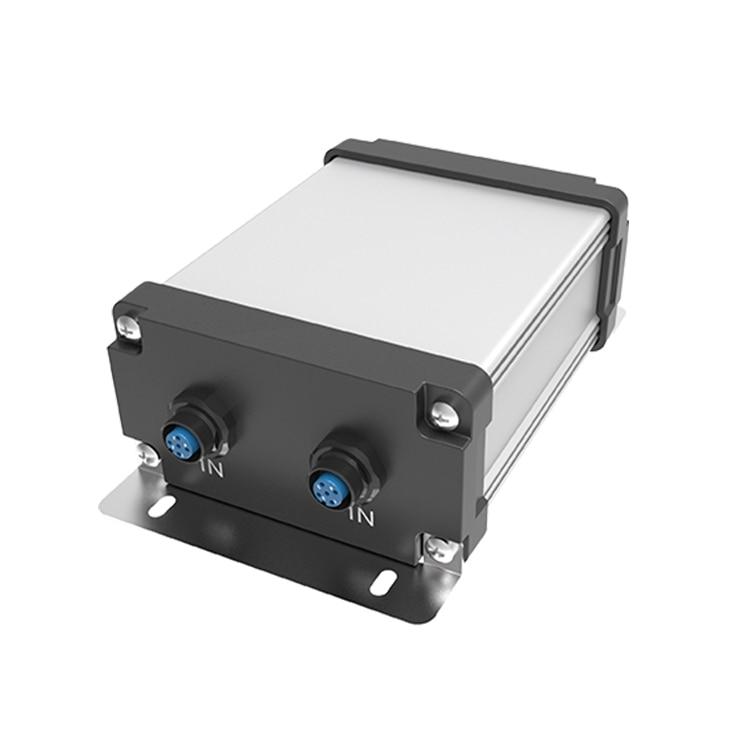 YGK-M03 100*50*100/120/150/180/200(wxhxl)mm Aluminum extruded electronic housing box IP67 Waterproof Enclosure