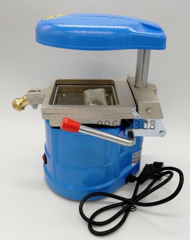 Dental Laminating Machine Vacuum Forming Machine Holder Pressure Film Laminating Machine Bubble-free Dental Material Forming Mac