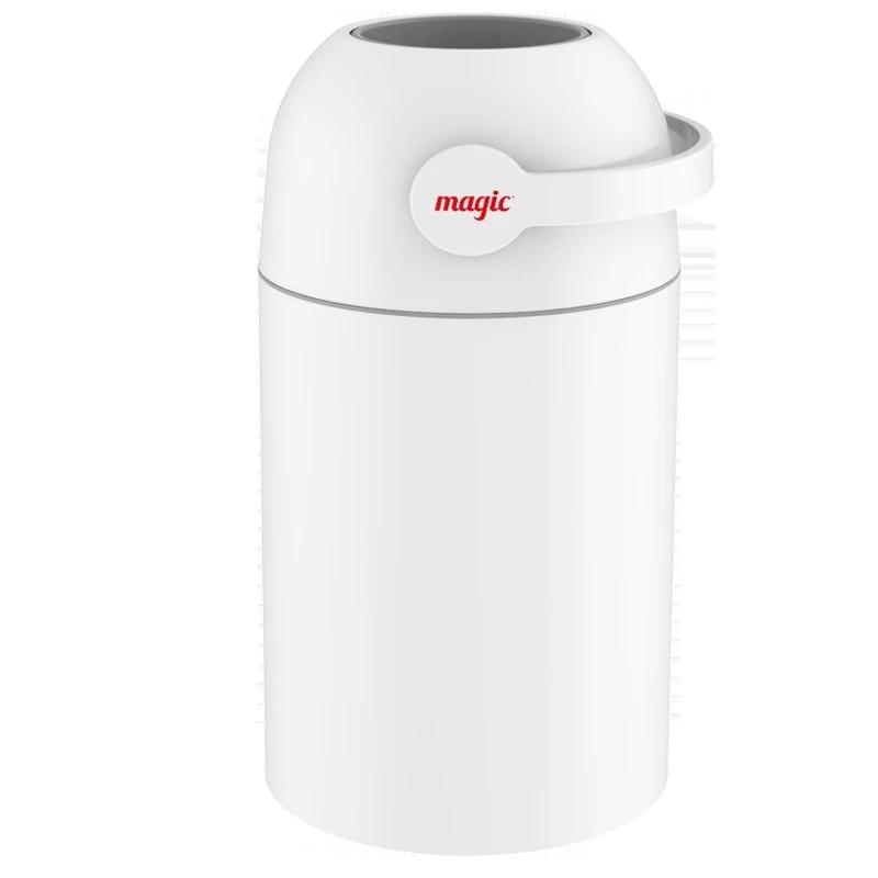 Baby Diaper Deodorant Diaper Bucket Bathroom Diaper Trash Can Seal Deodorant Bucket Home