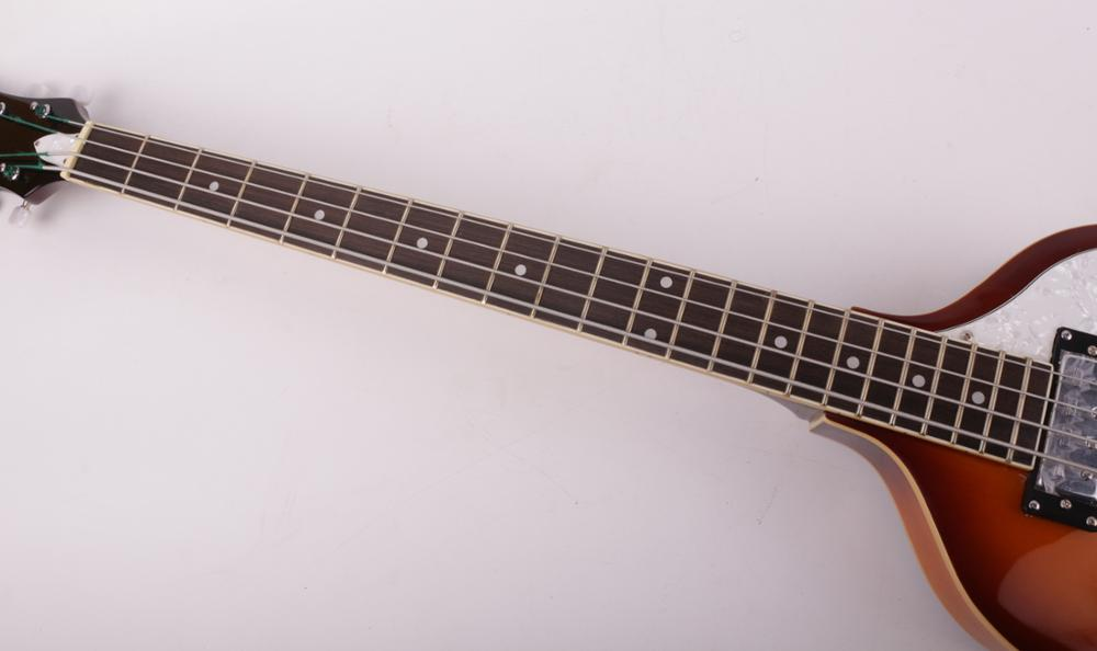 good quality 4 string  electric  bass guitar free shipping enlarge