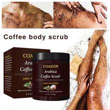 Cuidados com a pele esfoliação corporal café esfoliação corpo esfoliante creme facial mar morto sal para esfoliante clareamento hidratante cuidados com a pele
