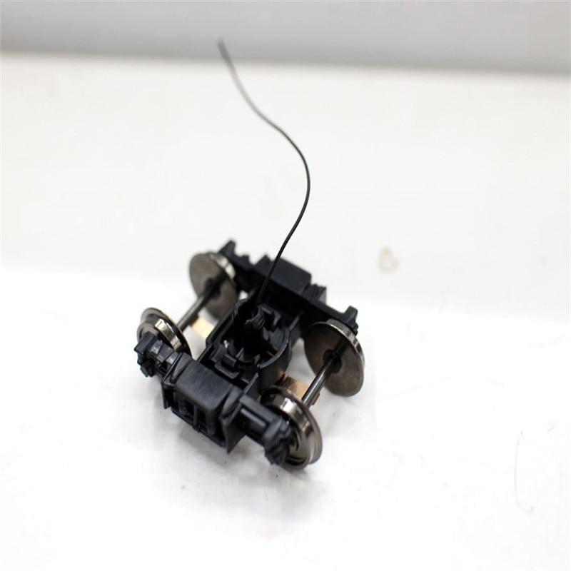 1/87 escala ho universal trem carro chassis integrado acessórios trainr modelo carro bogie