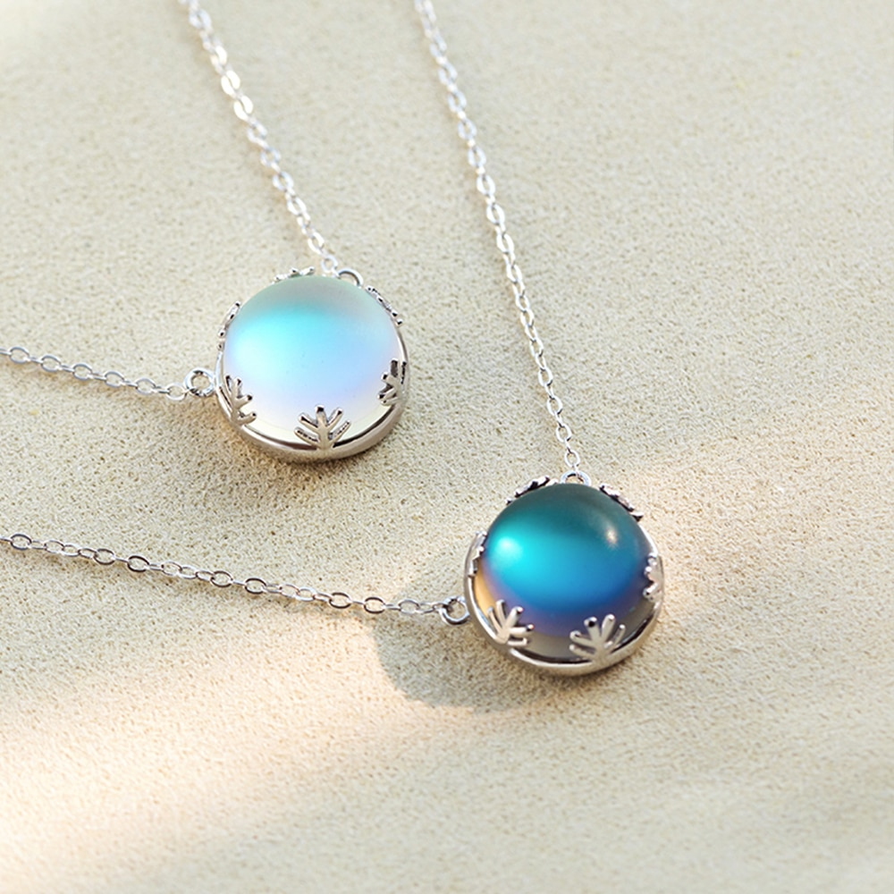 Женское-ожерелье-из-серебра-925-пробы-с-подвеской-«Аврора»