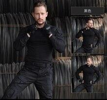 Kryptek Typhon Mardrake uniforme militar táctico ropa uniforme de combate del ejército pantalones tácticos con rodilleras ropa de caza