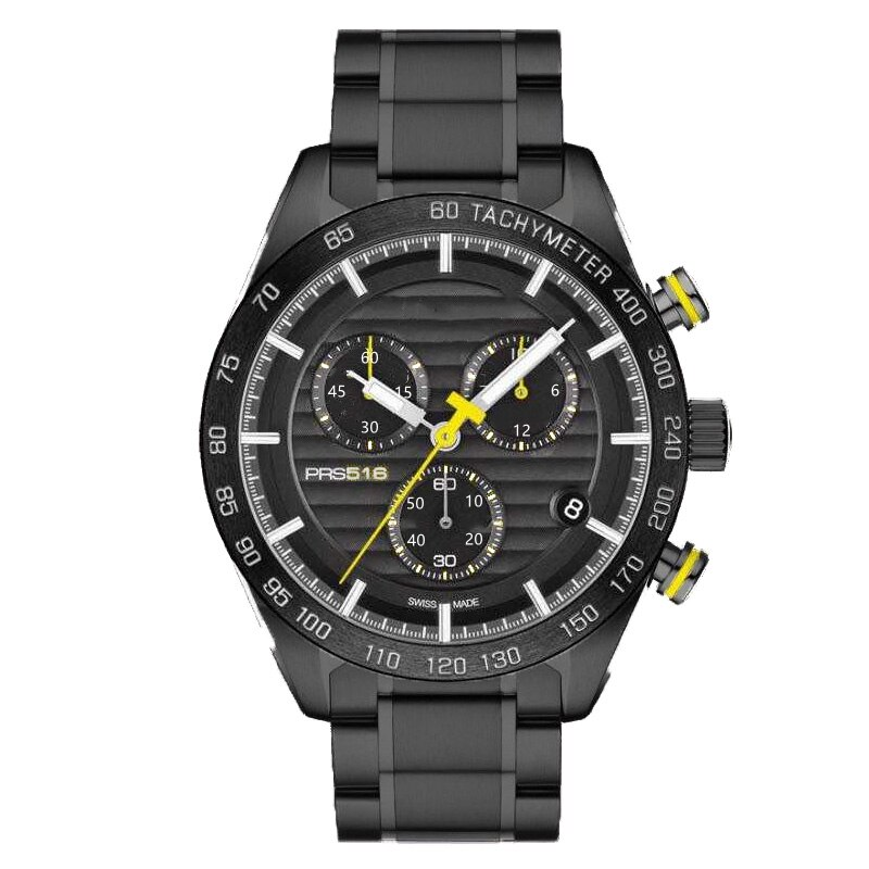 1853 Watches Men 2021 Mens -Tissot Watch Stainless Steel Case&strap Top Brand Chronograph Waterproof
