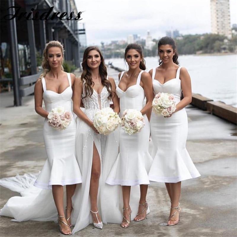 Белое Платье Подружки Невесты