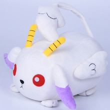 Karneval Nai Muhinyi Niji Cosplay mascota juguete Anime blanco de peluche y muñeca de dibujos animados de peluche