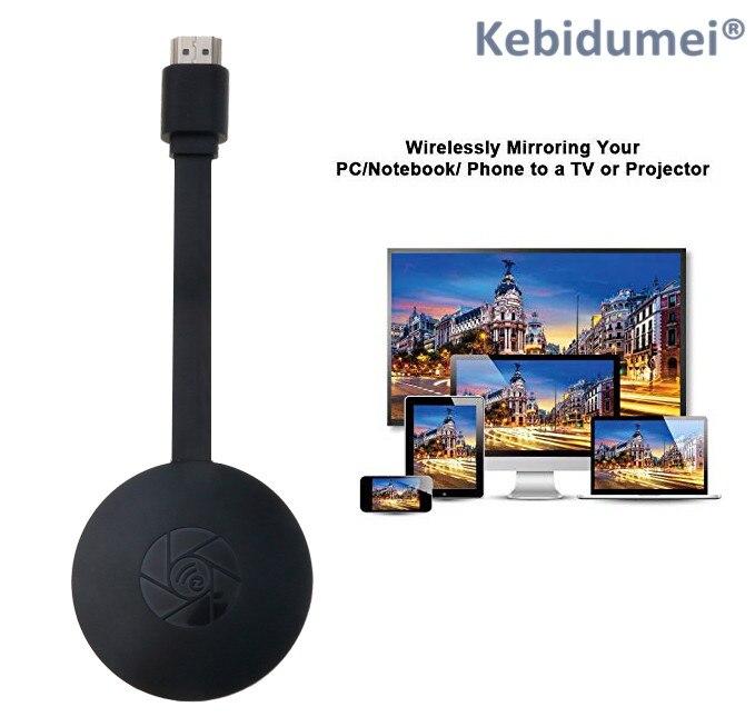 Kebidumei m2 tv vara mirascreen g2 smart tv dongle receptor miracast hdtv exibição dongle tv vara