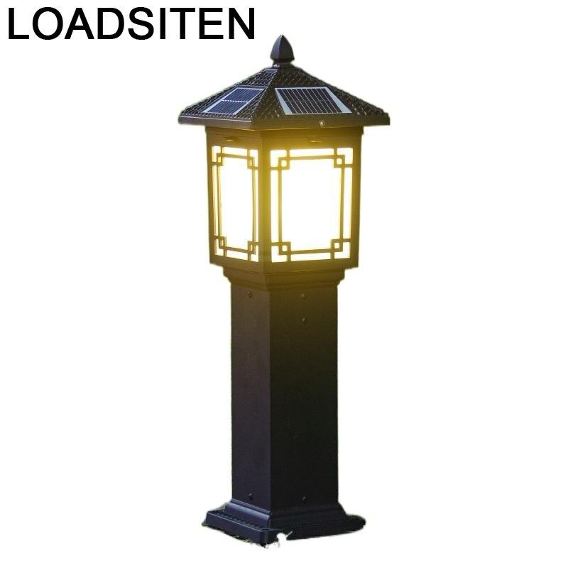 Luce Para Exterior LED Gartenbeleuchtung Bahce Aydinlatma Lumiere Exterieur De Jardin Outdoor Tuinverlichting Garden Light