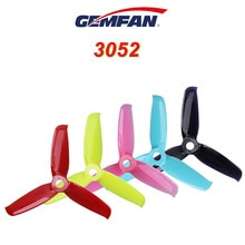 Gemfan Flash 3052 3X5.2X3 3-Blade PC Propeller for RC FPV Racing Freestyle 3inch Toothpick Cinewhoop