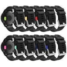 Bracelet intelligent anti-rayures Silicone bouchons bouchons Anti-poussière pour pour Vivoactive 3 montre intelligente accessoires livraison directe