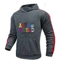 travis scott astroworld mens hoodie 2021 fashion loose casual pullover letter streetwear mens womens track field sweatshirt