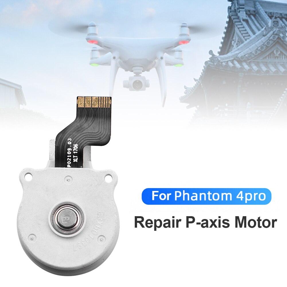 Запчасти для камеры дрона запчасти для ремонта запчасти шаговые двигатели для DJI Phantom 4 Pro/ 4 Gimbal Camera Arm Motor