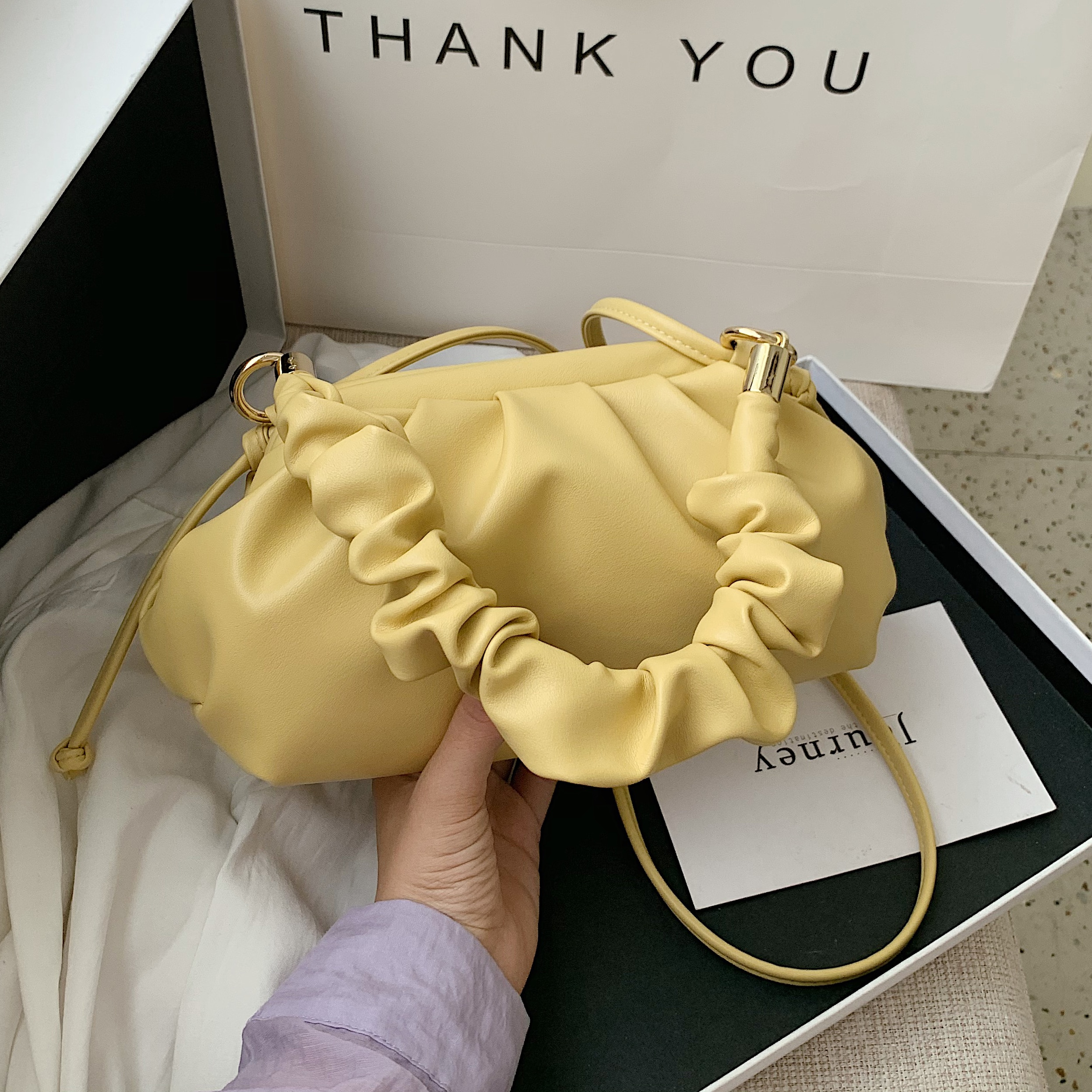Small New PU Leather Bags For Women 2020 Elegant Sweet Solid Color Crossbody Shoulder Hand bags Travelling Cross Body Bags Totes