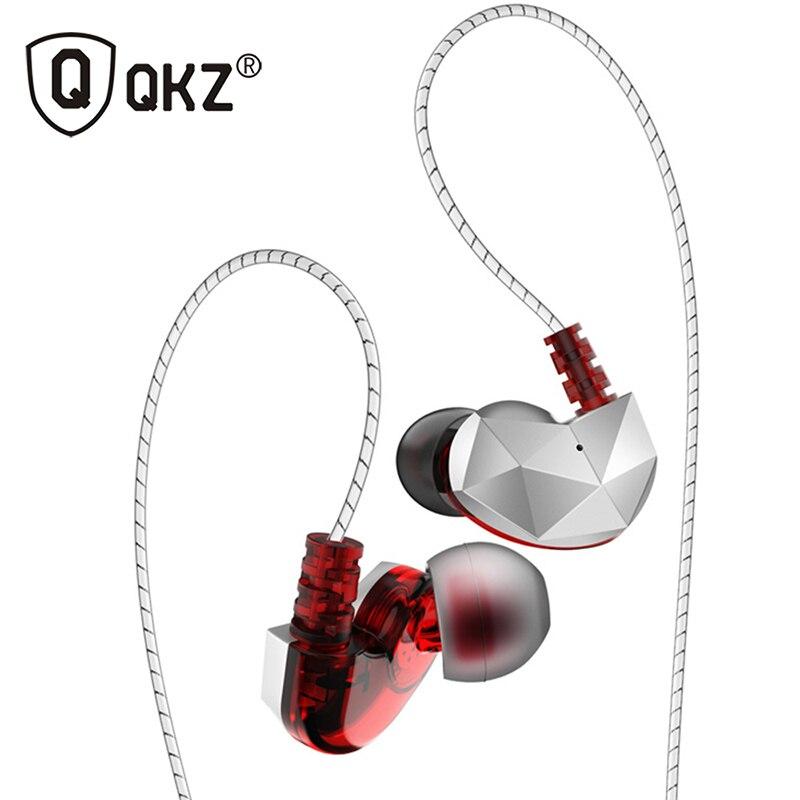 2019 Original QKZ CK6 auriculares estéreo de carrera deporte auriculares fone de ouvido drop shopping F814