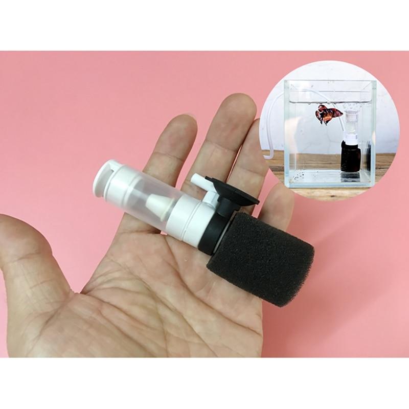 3 em 1 multi-função aquário purificador de água filtro de tanque de peixes filtro pneumático aquário filtro de ar filtro de aquário