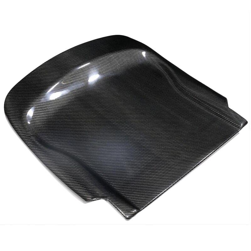 Pour Benz A CLA GLA classe W176 W117 X156 2013-2017 2018 sec Fiber de carbone siège arrière cadre couverture autocollant coque accessoires de voiture
