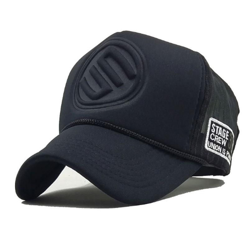 Брендовая бейсболка s, летняя сетчатая Снэпбэк Кепка в стиле хип-хоп, повседневная Кепка, Кепка-тракер, кепка, Мужская кепка
