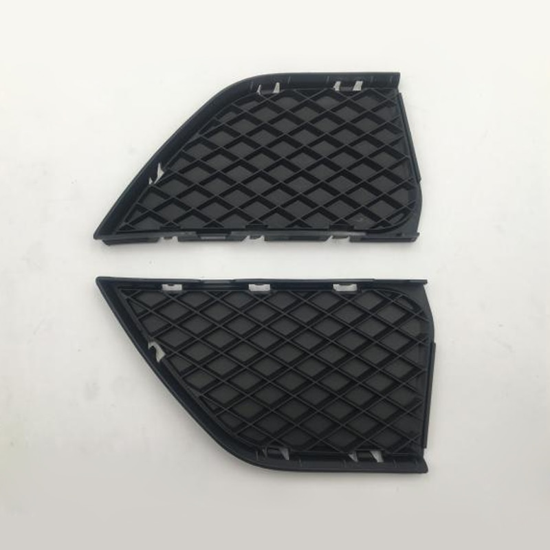 Parrillas de parachoques delantero parrilla inferior para 2007-2010 BMW X3 E83 Facelift 51113416205, 51113416206