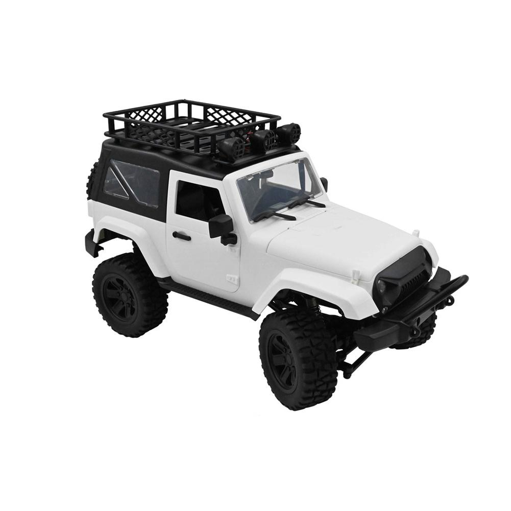 F3 1:14 4WD RC Car 2.4G Radio Remote Control RC Car RTR Crawler Off-Road Buggy Vehicle Model with LED Light Trucks Toys For Kids enlarge