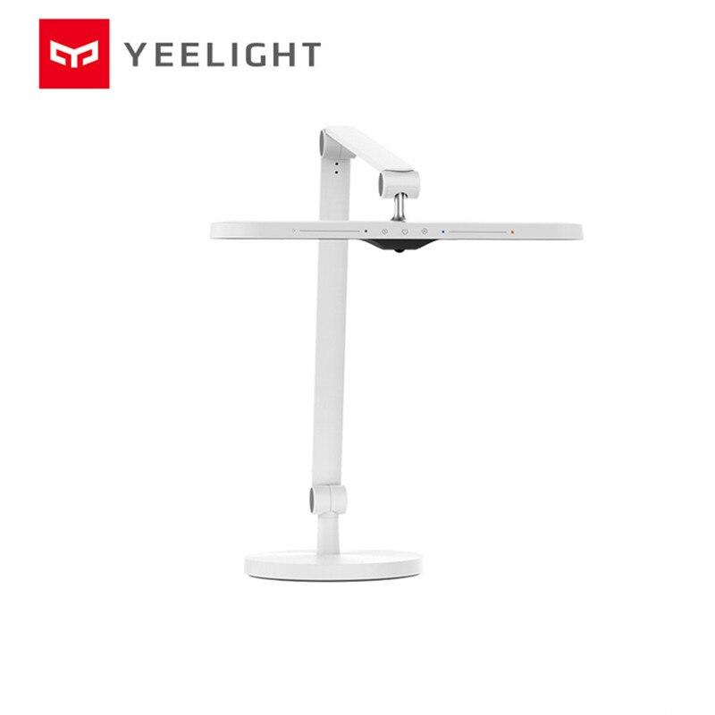 Lámpara de escritorio Yeelight LED Vision V1 funciona con la aplicación yeelight lámpara de escritorio inteligente luz nocturna