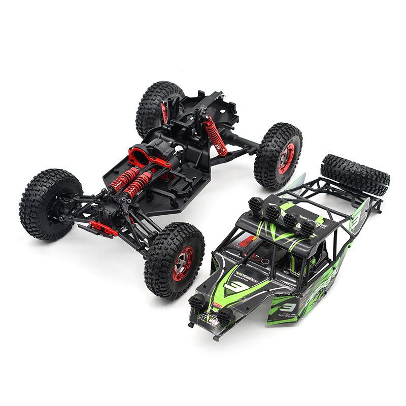 For Feiyue FY03 1:12 Assemble The RC Car Remote Control Car Frame Suitable Car Shell enlarge