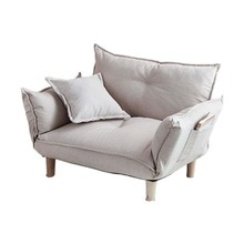 Sofá Convertible ajustable, mueble japonés plegable, sofá futón, Ideal para sala de estar, dormitorio y dormitorio