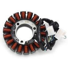 Bobine de générateur de magnéto pour moto, bobine de Stator, pour Honda 31120-KYJ-901 31120KYJ901 CBR250R CB300F CB300R cbbr300r CBF250 CBF250NA