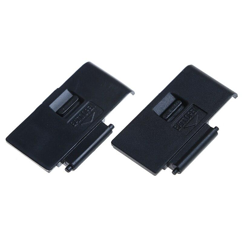 1Pcs Black Battery Door Lid Cover Cap Case For CANON EOS 600D Digital Camera Repair Parts