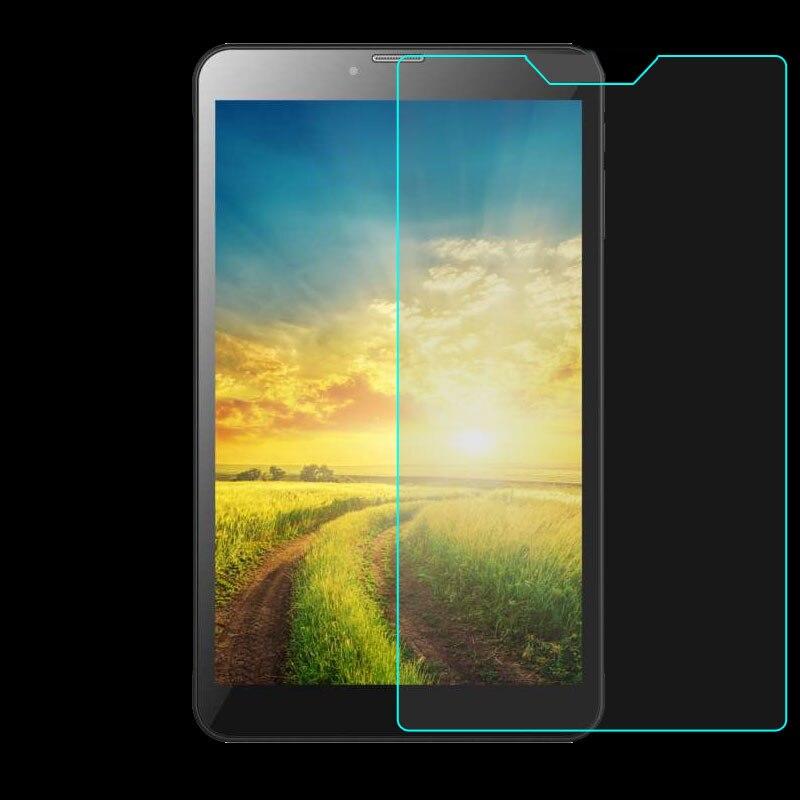 "Myslc protector de pantalla de vidrio templado película de calidad suprema para Dexp Ursus NS280/P280 3G/N280 3G/P380 4G/P180 4G/Z280 3G 8 ""pulgadas tablet"