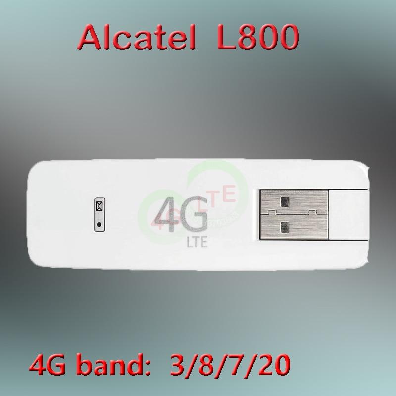 Разблокированный Alcatel One Touch L800 3g 4g USB модем 4G USB палка ключ Alcatel L800o 4g Модем sim 4g модем usb разблокирован