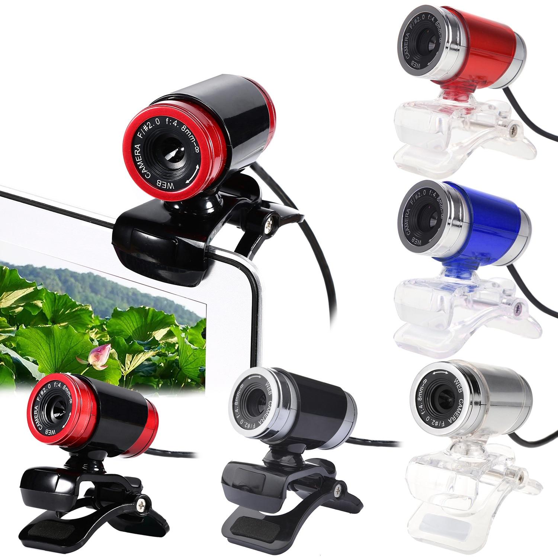 Cámara de alta definición 480P micrófono de absorción acústica integrado de 10 M puede ser clase de red cámara en vivo Usb cámara Web
