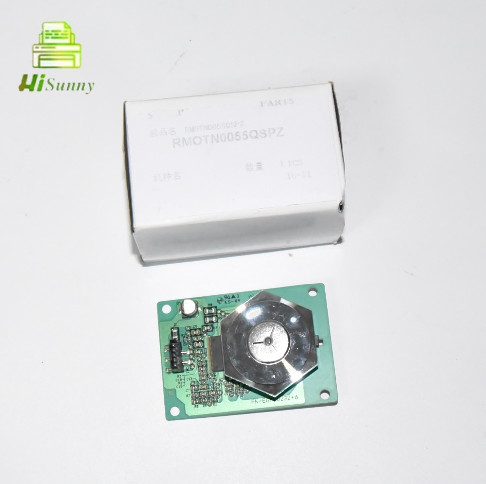 Original Novo RMOTN0055QSPZ para Sharp AR256 AR316 AR276 AR236 AR258 AR M318 AR275 ARM317 ARM257 317 Espelho Poligonal Motor