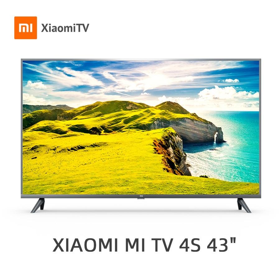 Телевизор Xiaomi Mi TV 4s 43 дюйма 4К HDR