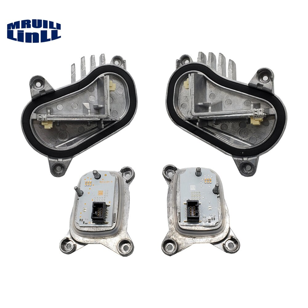 NEW For BMW F36 F32 LED Headlight DRL Module Daytime Running Light Turn Signal Light Module 63117493229 For BMW 4 Series F36 F32