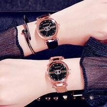 Top marque de luxe montre de mode dames montres-bracelets or fin Bracelet Bracelet de montre décontracté femmes Quartz horloge Femme Regarder Femme