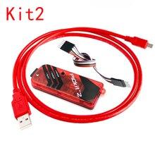 1 pièces/lot pic kit2/3/3.5 programmeur hors ligne/émulateur/téléchargeur/graveur de gravure kit3.5 +