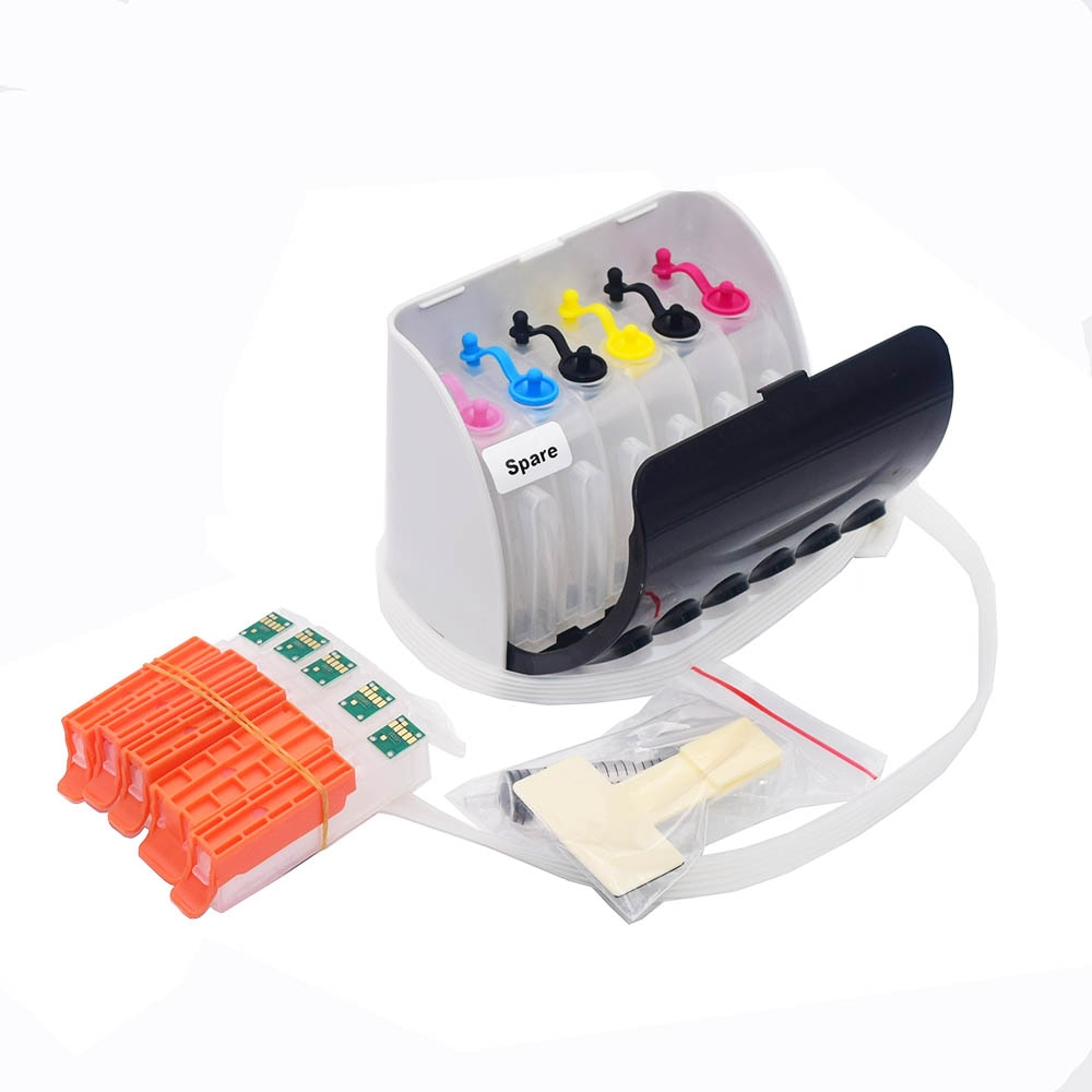 Sistema de PGI-970 Ciss de 5 colores CLI-971 para Canon PIXMA MG5795 MG5790 impresora pgi 970 cli 971