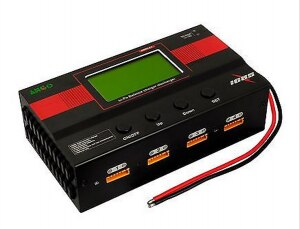 IC8S profesional 8 ranuras RC 1-6S LiPo cargador de equilibrio de batería del BC168